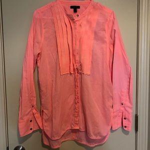Pink J.Crew blouse